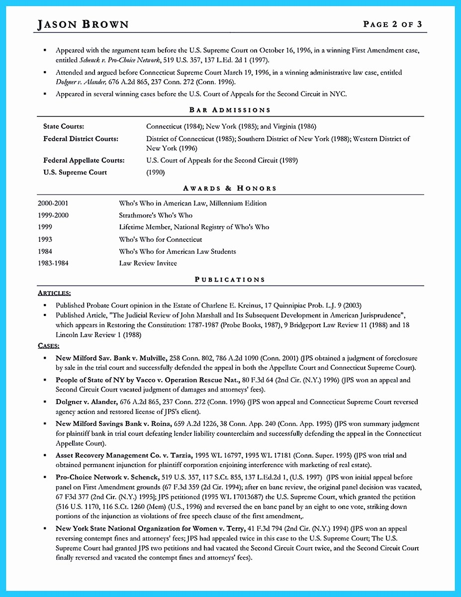 Best Criminal Justice Resume Collection From Professionals Latter