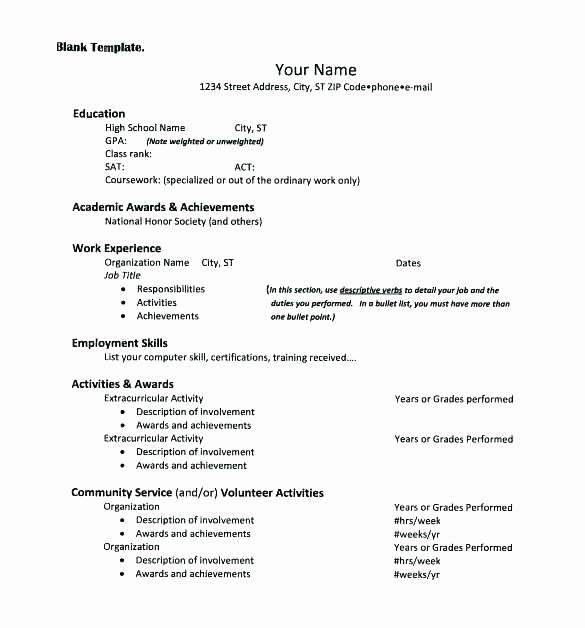 Best Free Resume Builder Resume Building Sites Resume