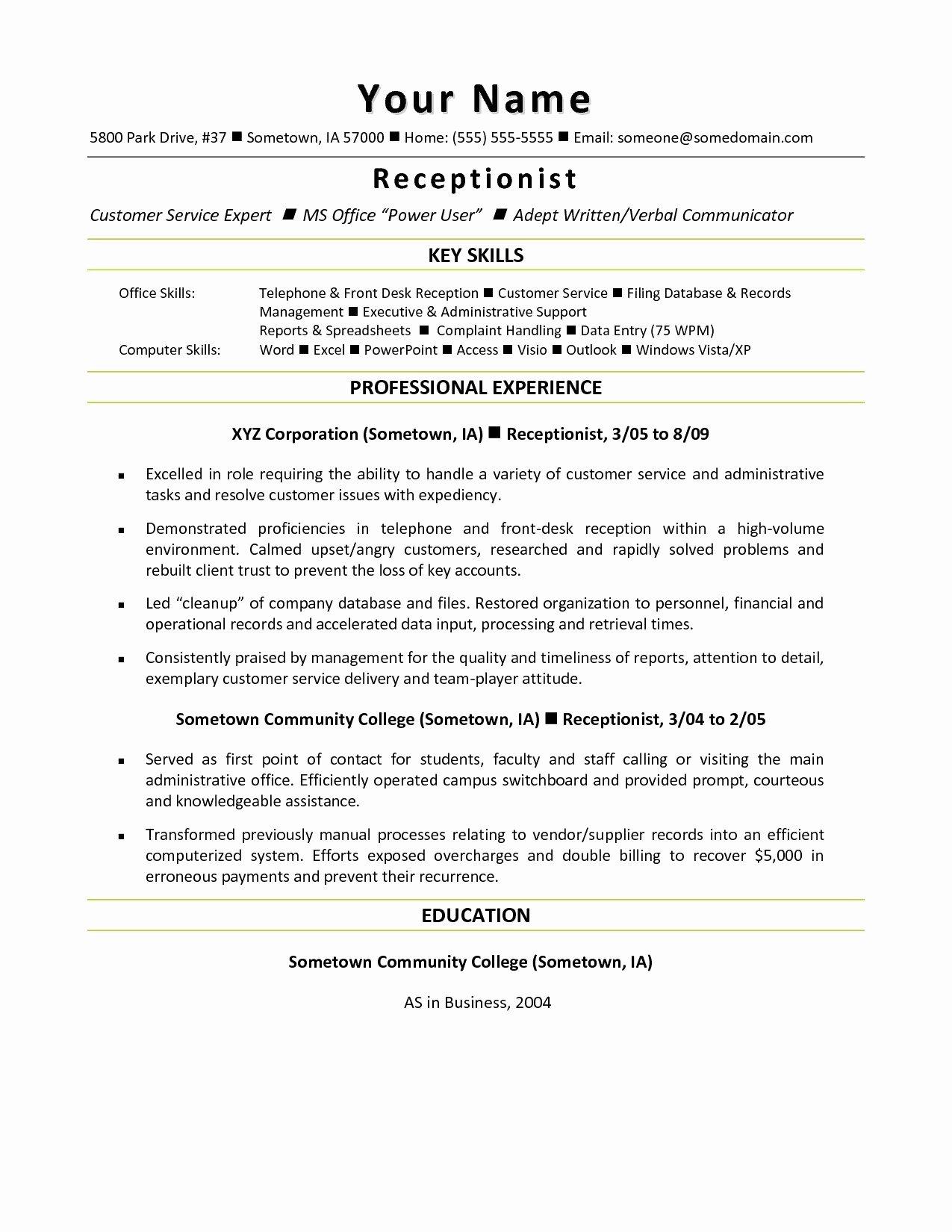 Best Line Resume Builder Beautiful Best Resume Generator
