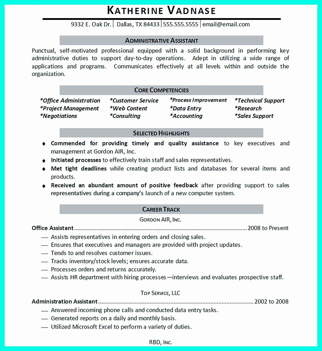 Best New Cna Resume Samples – Perfect Resume format