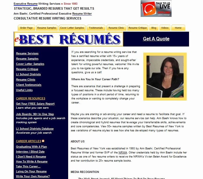 Best resume writing services in houston