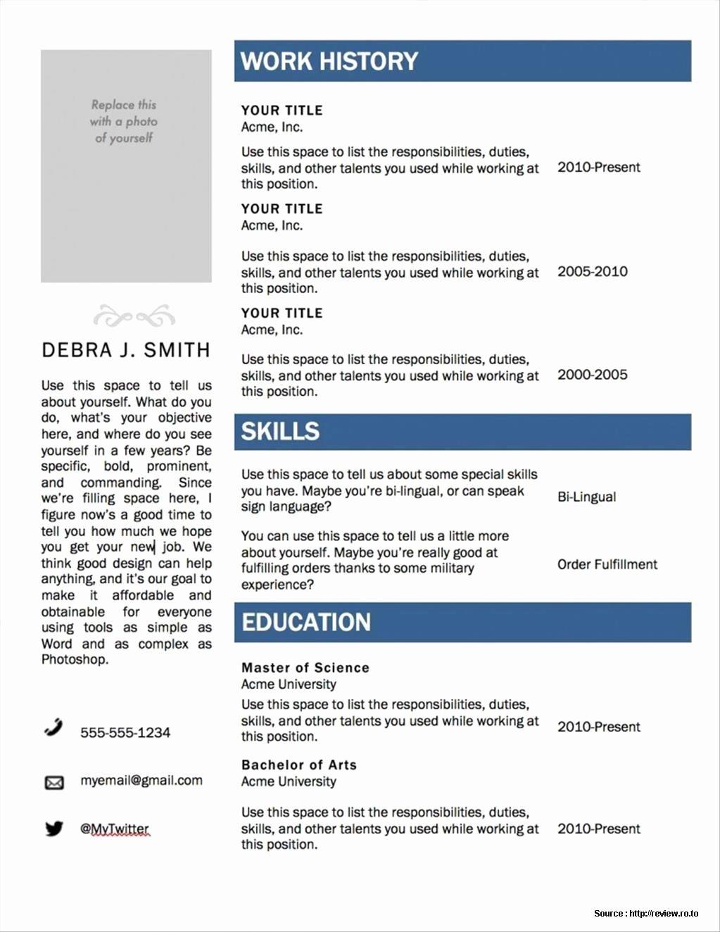 Best Resume Builder App for android 2017 Resume Resume