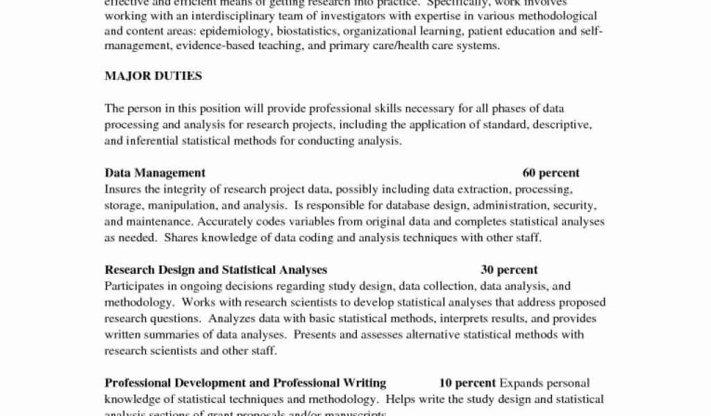 Best Resume format for Data Analyst Data Analyst Resume