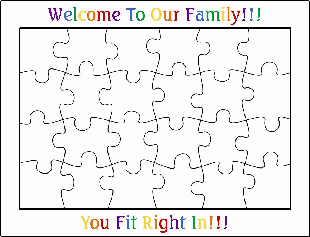 Best S Of 20 Piece Puzzle Template Blank Jigsaw