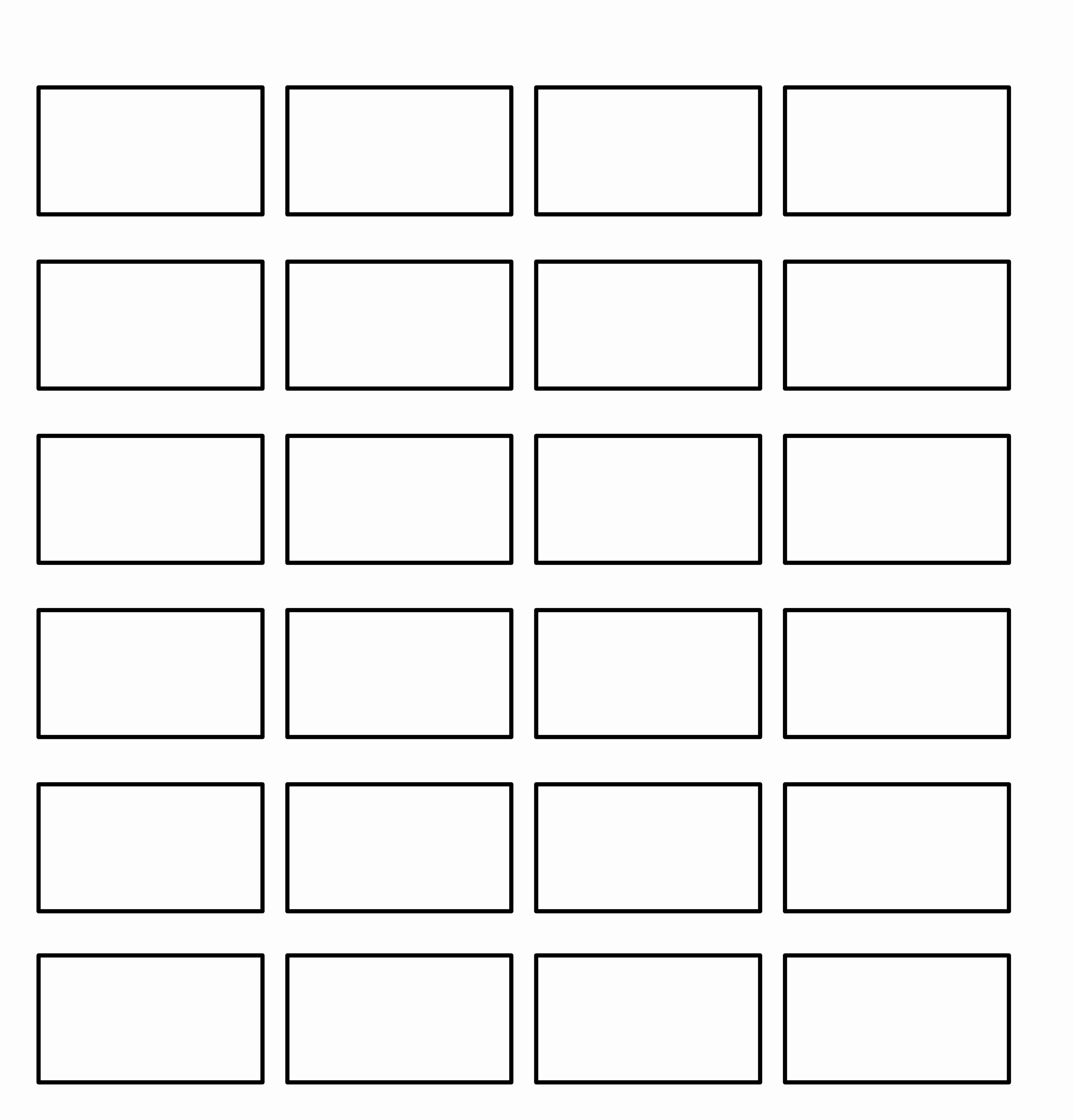 Best S Of 4 Square Grid Template 8 Square Grid