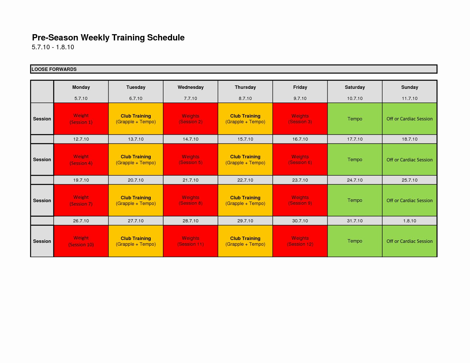 Best S Of 8 Hour Work Schedule Template 8 Hour