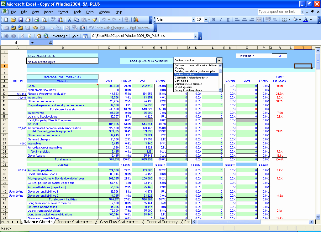 Best S Of Balance Sheet Excel Spreadsheet Simple