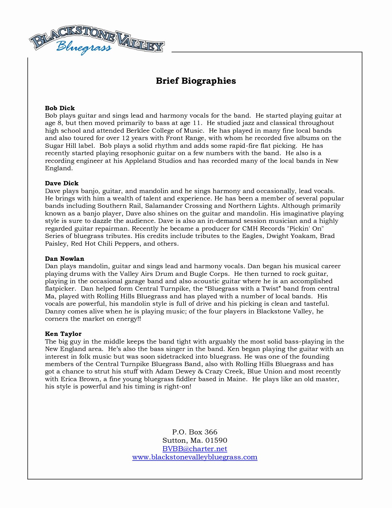 Best S Of Bio Template Word Biography Template Word