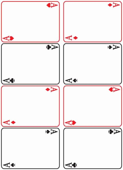 picture about Deck of Cards Printable identified as Ideal S Of Blank Deck Playing cards Template Printable Latter