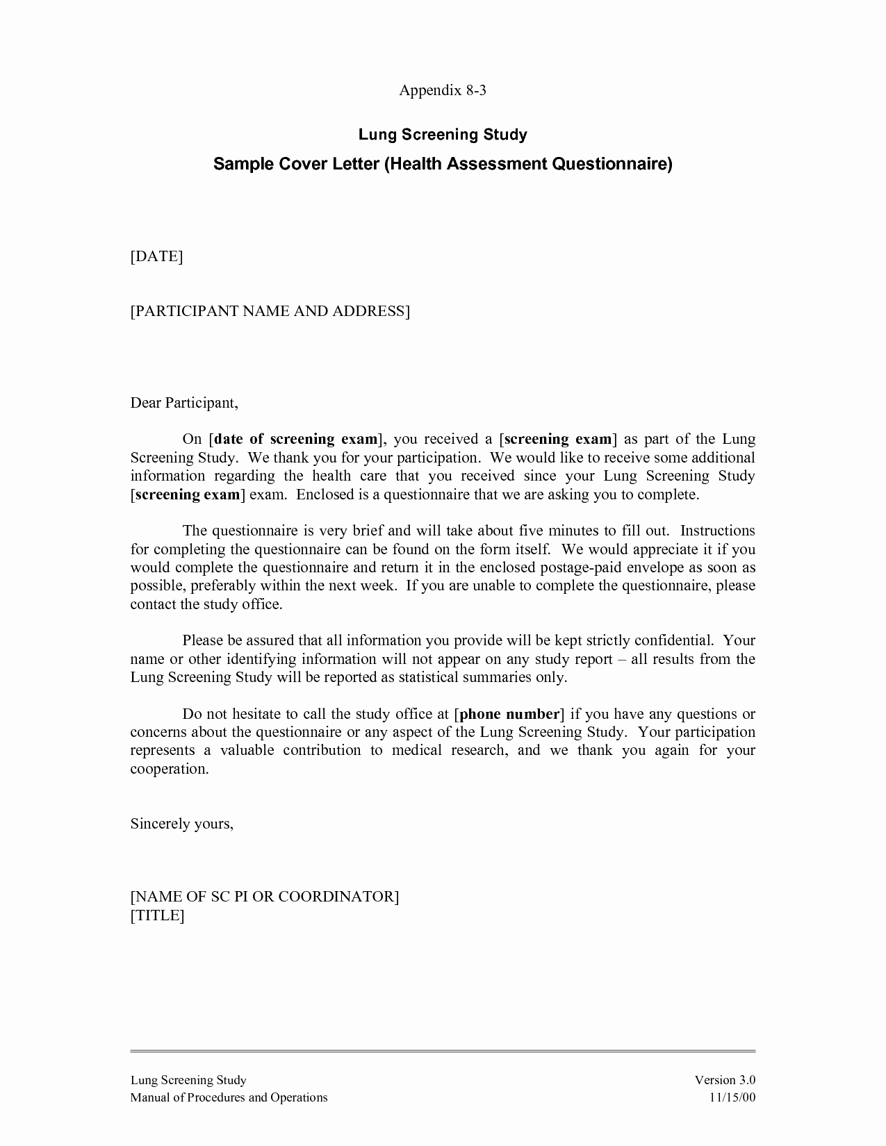Best S Of Brief Cover Letter Sample Request