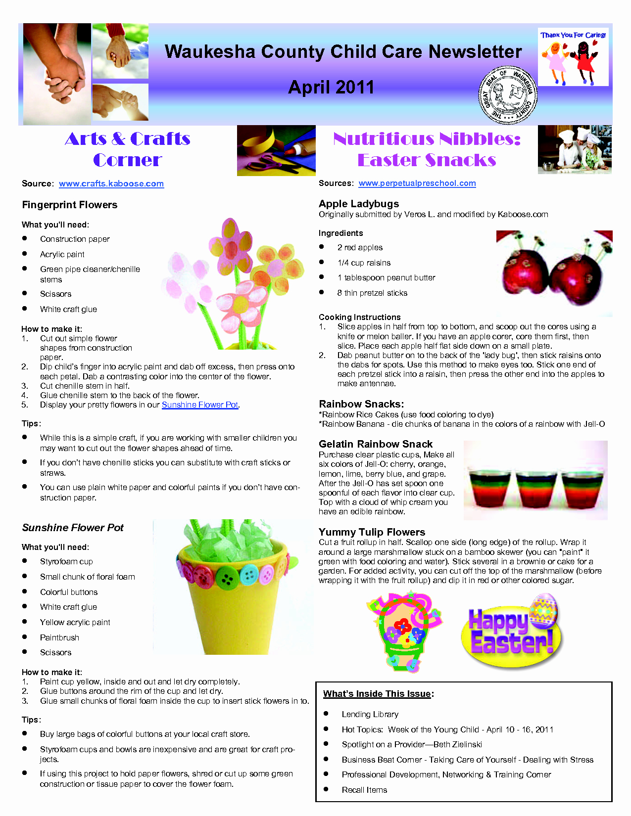 Best S Of Day Care Newsletter Templates Sample