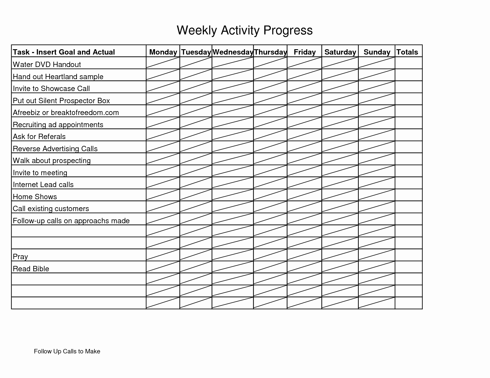 Best S Of Employee Activity Report Template