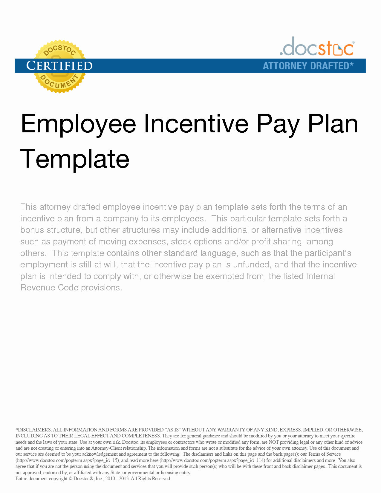 Best S Of Employee Incentive Program Template
