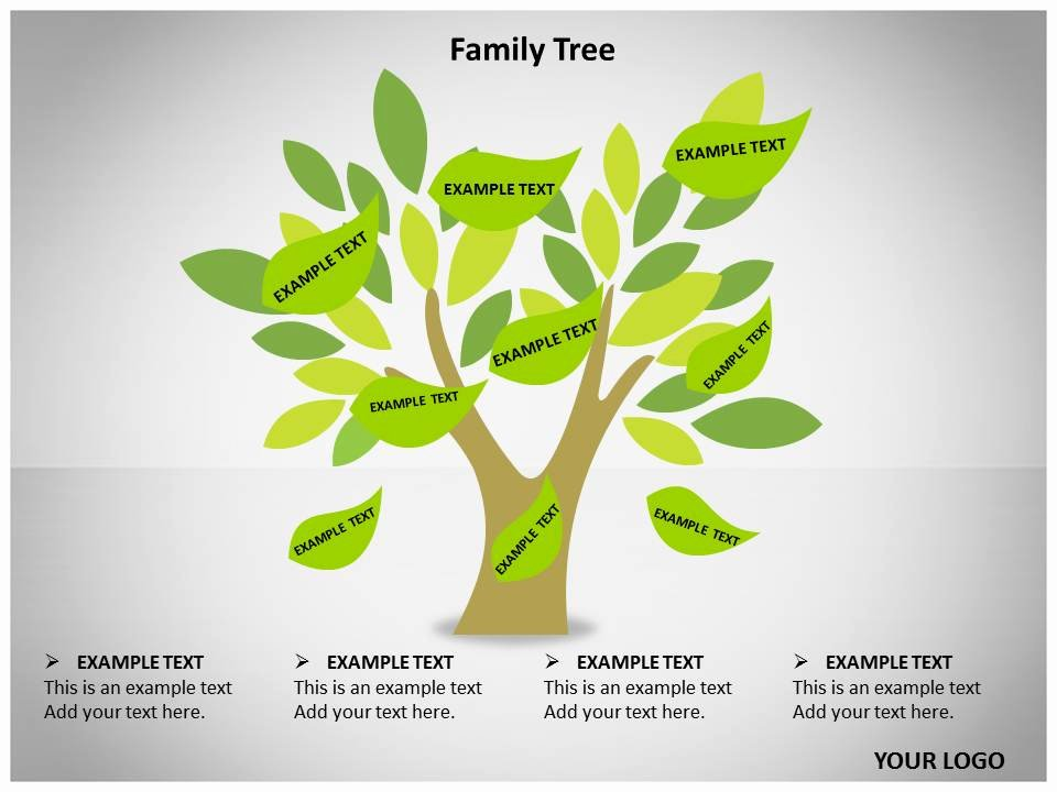 Best S Of Free Tree Powerpoint Template Powerpoint