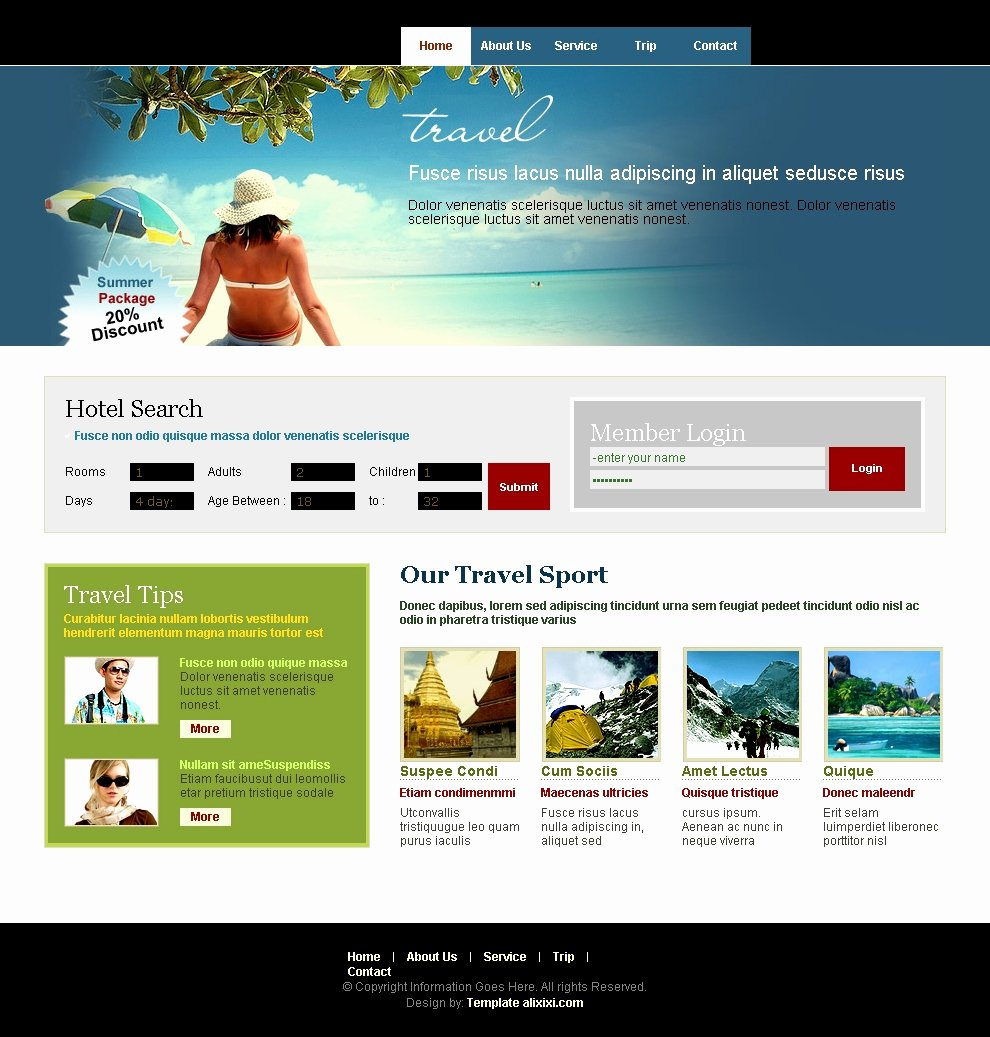 Best S Of Free Web Templates Download Website