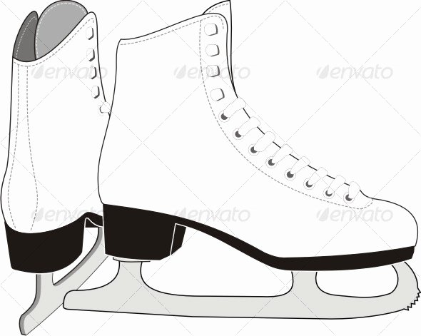 Best S Of Hockey Skate Template Ice Skate Template
