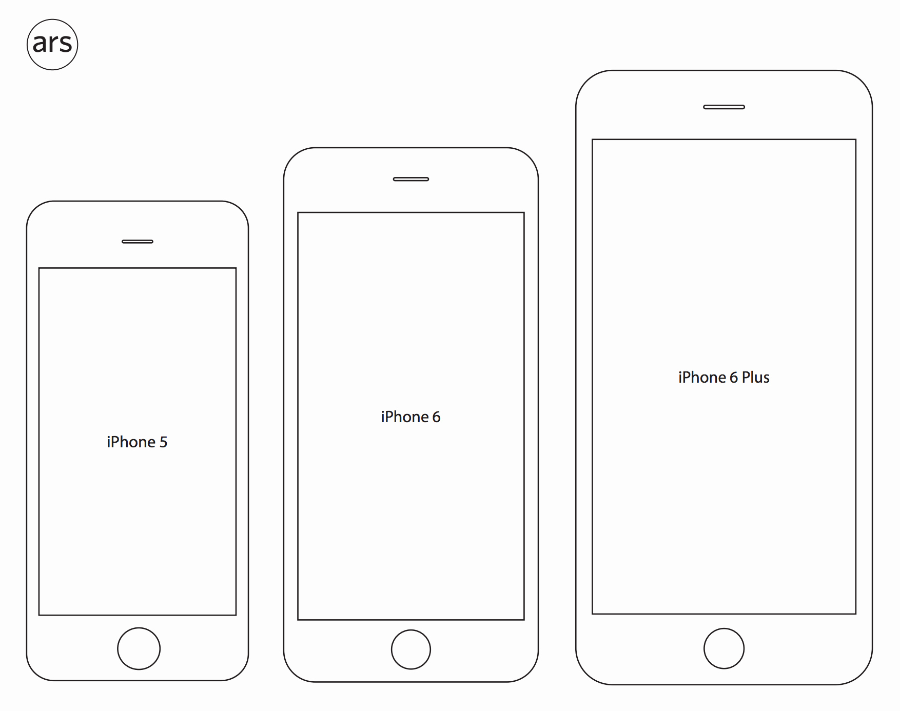 Best S Of iPhone 6 Template Pdf iPhone Actual Size