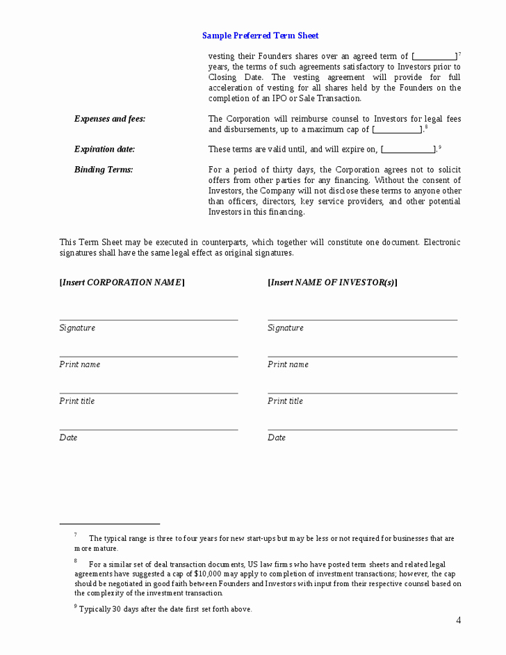 Best S Of Key Agreement Template Employee Key