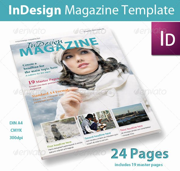 Best S Of Magazine Templates Free Free Indesign