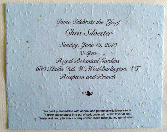 Best S Of Memorial Service Invitation Postcards