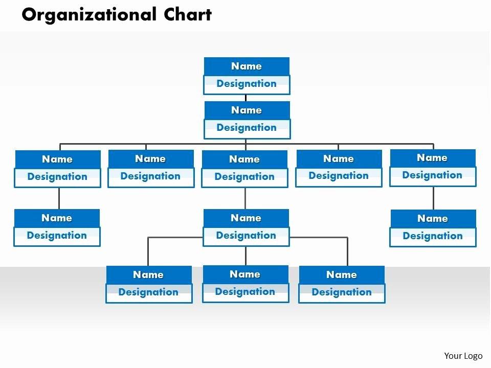 Best S Of Powerpoint organizational Chart Template
