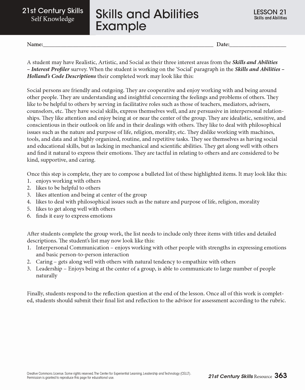Best S Of Sample Resume Skills and Abilities Resume