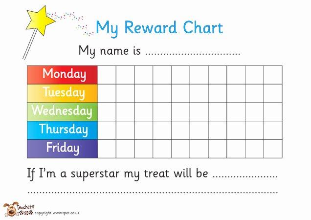 Best S Of School Reward Charts Behaviour Reward