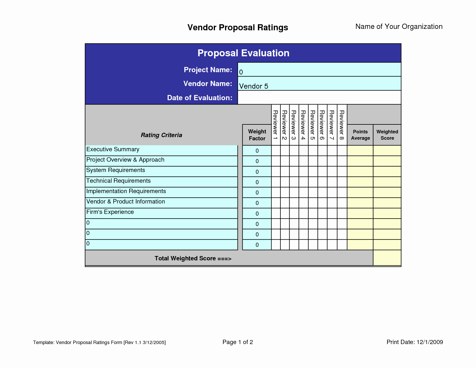 Best S Of Scorecard Template Excel Project