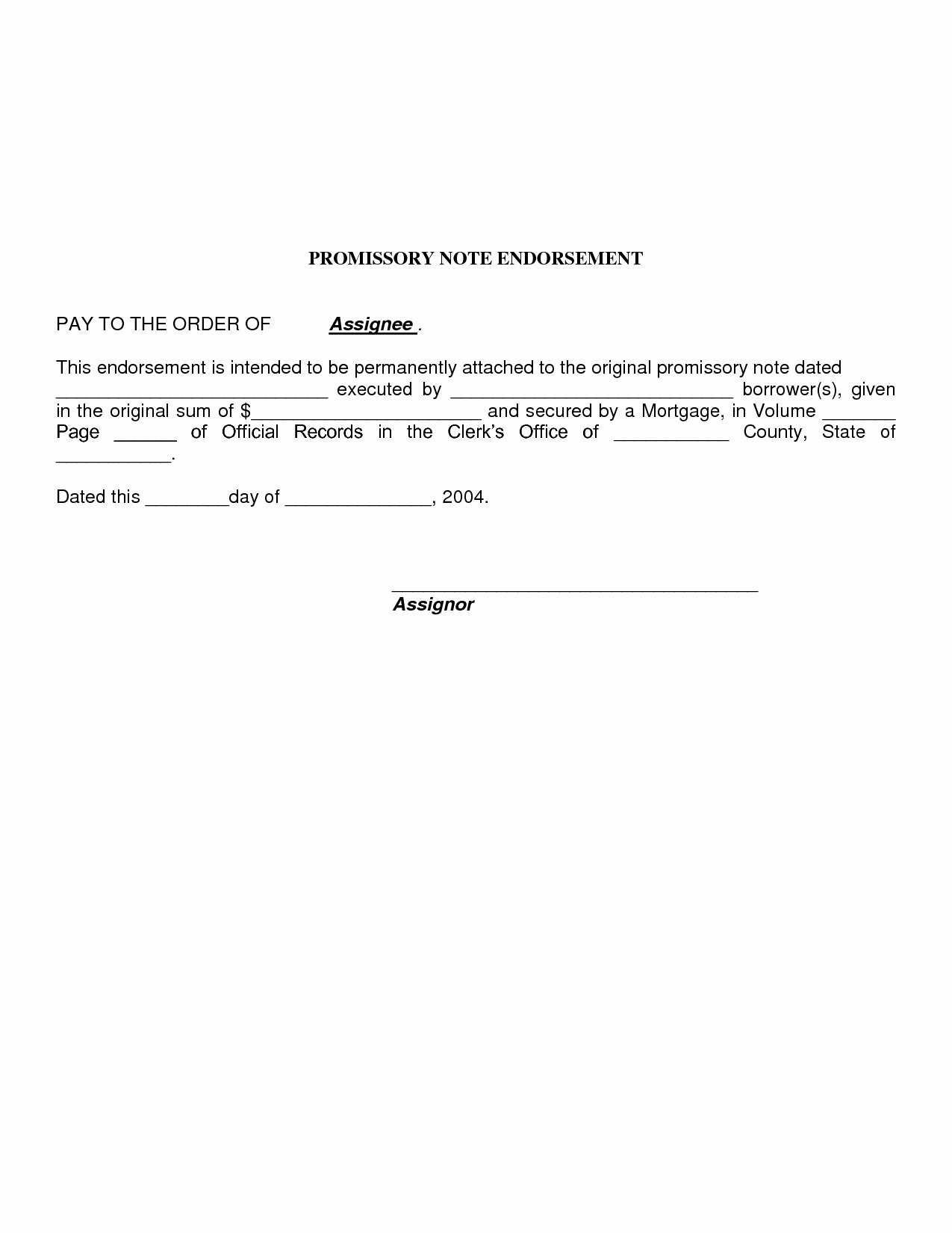 Best S Of Simple Florida Promissory Note form