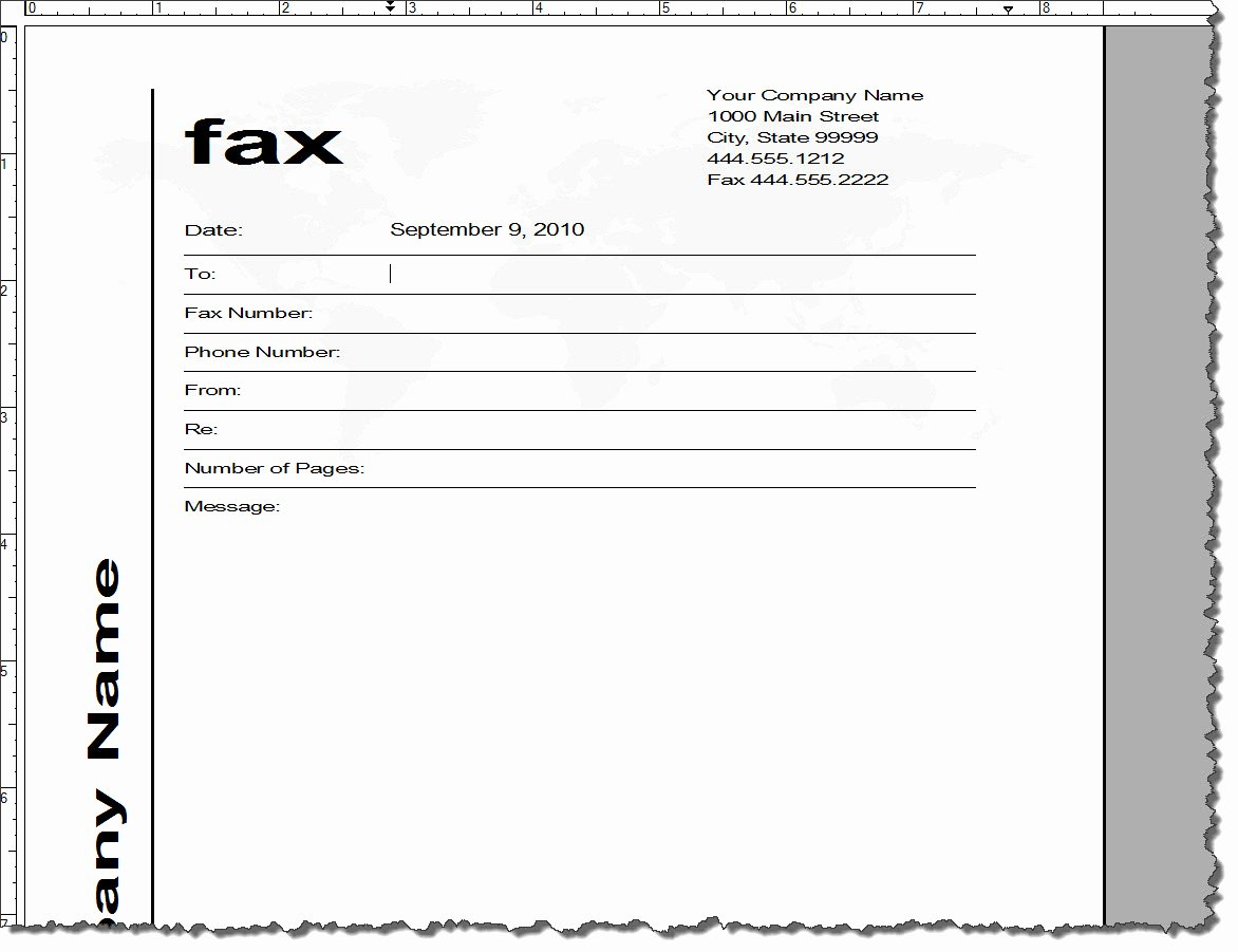 Best S Of Template Fax Cover Sheet Sample Fax Cover