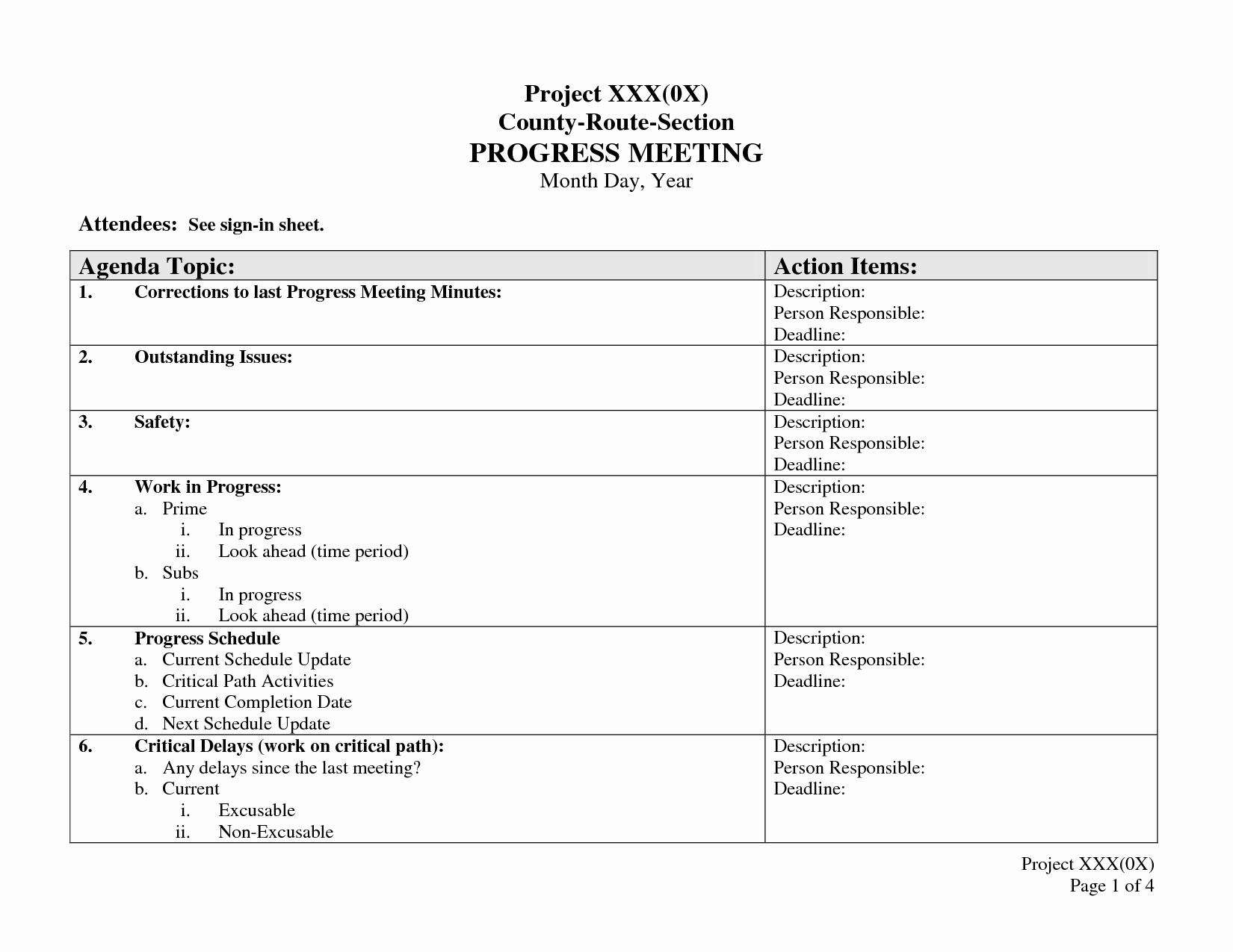 Best S Of Work Meeting Agenda Template Fun Meeting