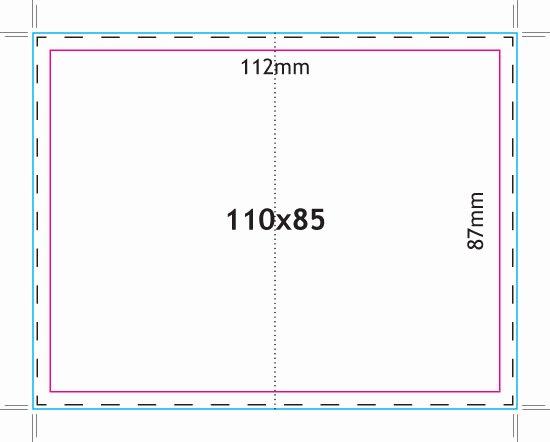 Bestprinting Uk Business Cards 110x85mm 350gsm Matt