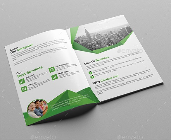 Bi Fold Brochure Templates – 47 Free Psd Ai Vector Eps