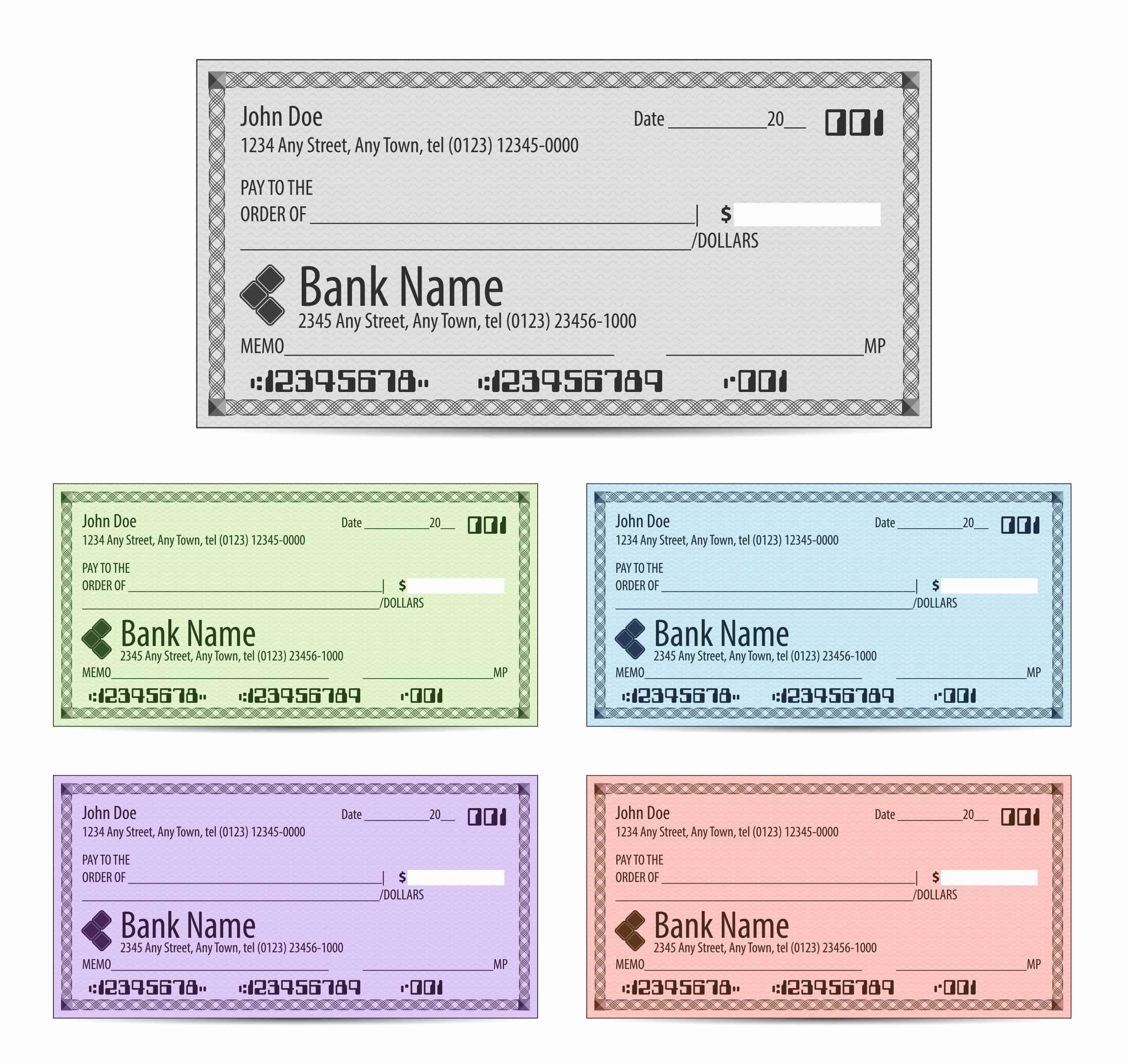 Big Check & Giant Check Printing