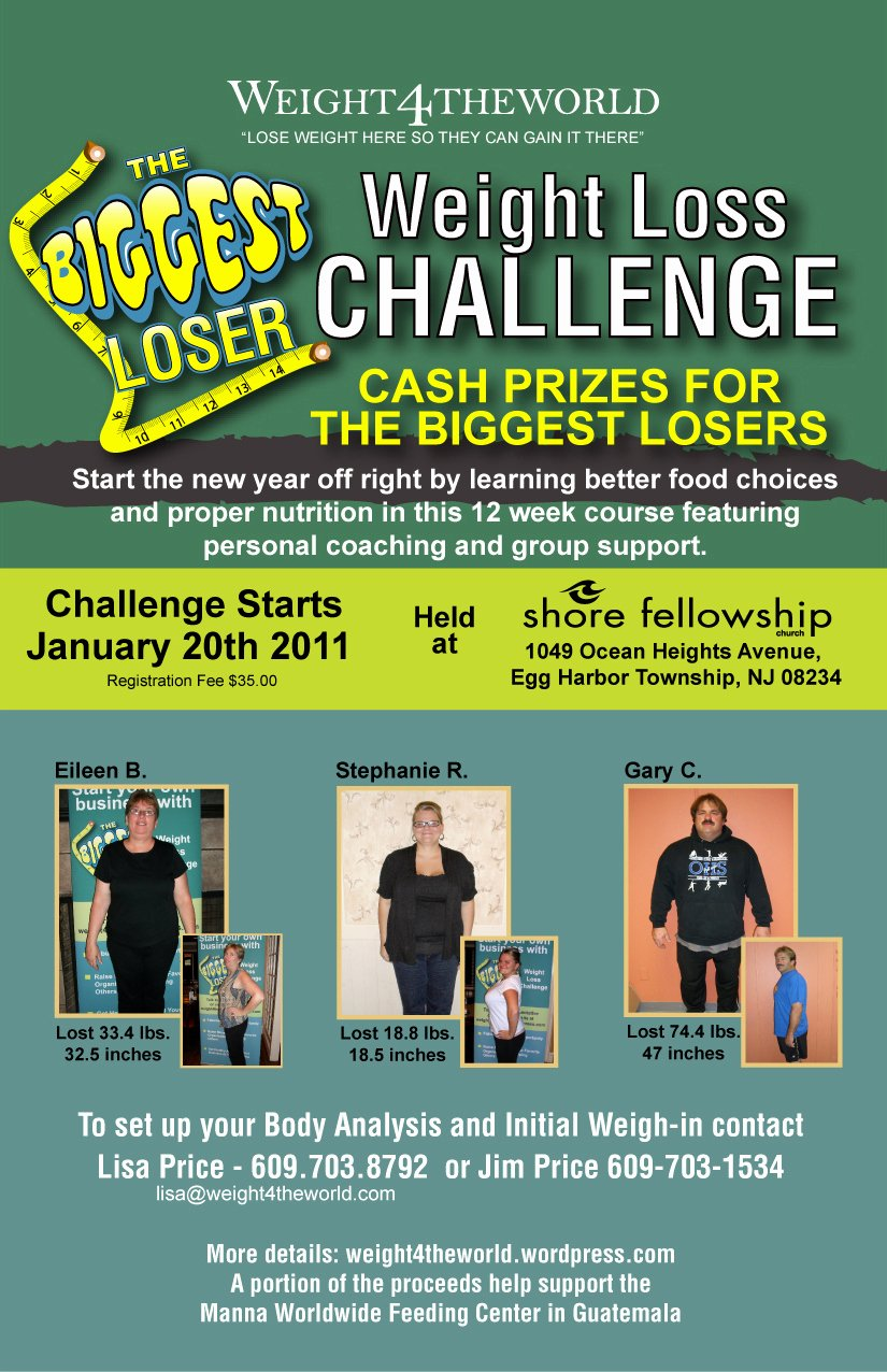 Biggest Loser Weight Loss Challenge