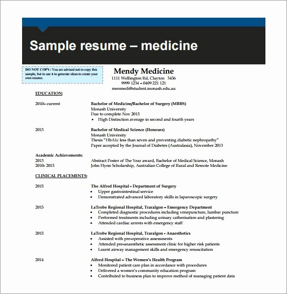 Bination Resume Template 9 Free Word Excel Pdf