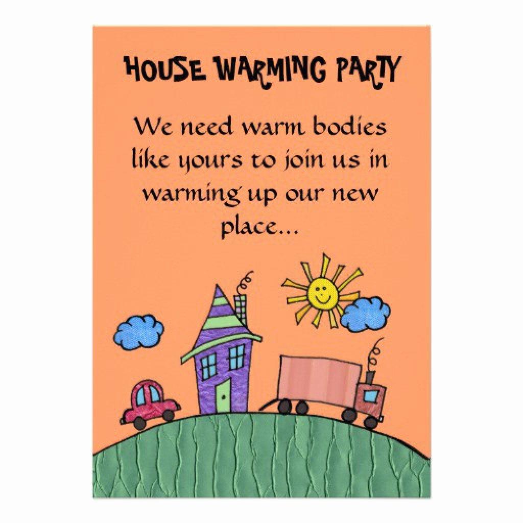 Birthday and Housewarming Invitation
