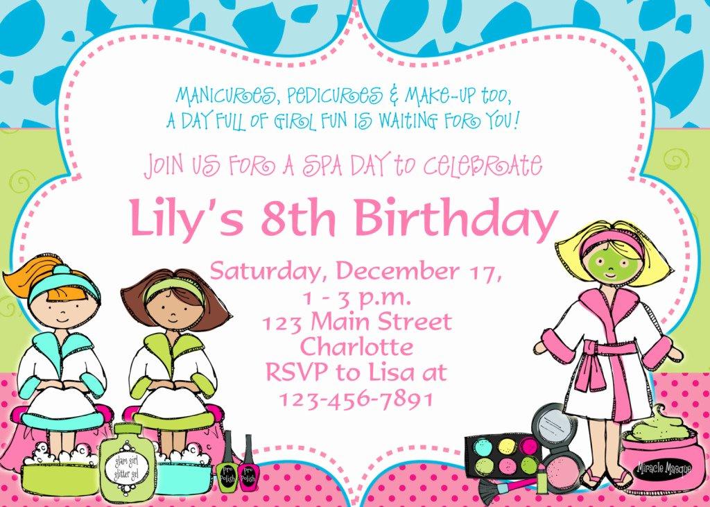 Birthday Party Invitation Template – Bagvania Free