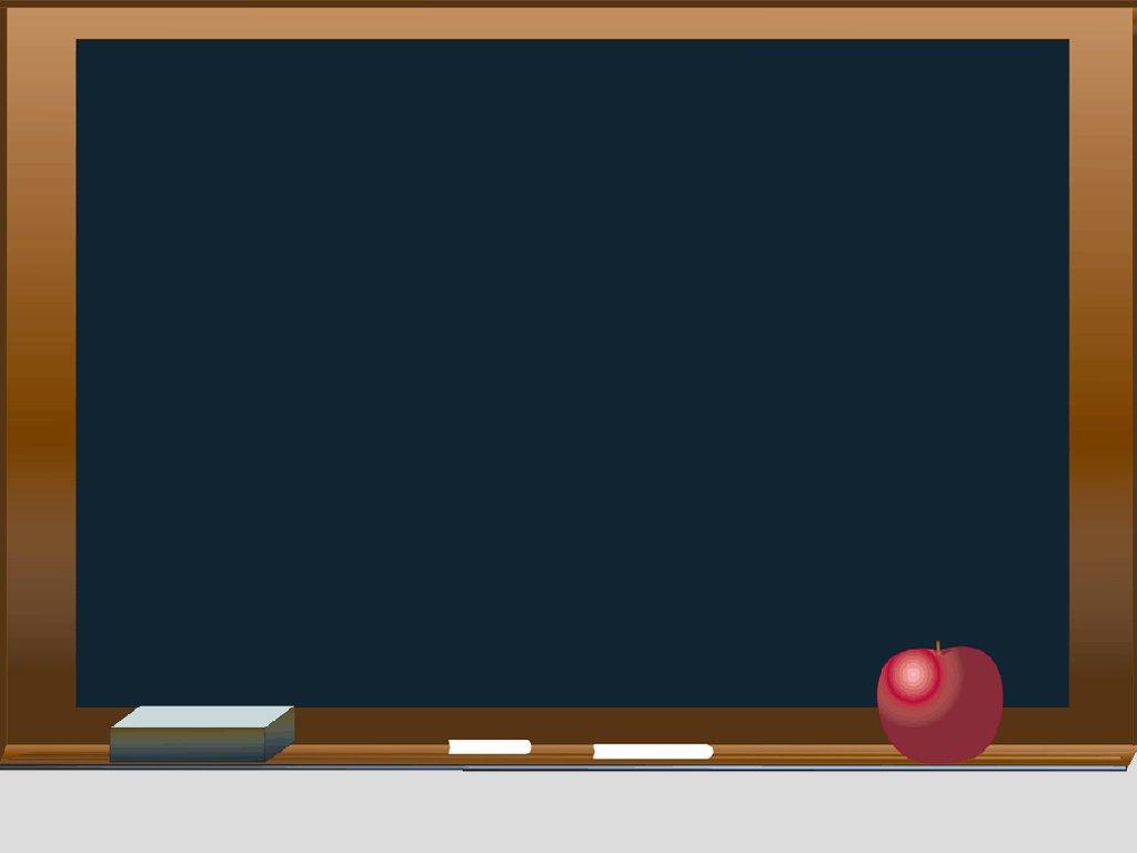 Black Board Backgrounds Presnetation Ppt Backgrounds