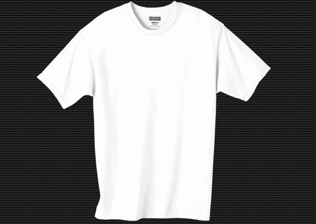 Black T Shirt Template Shop