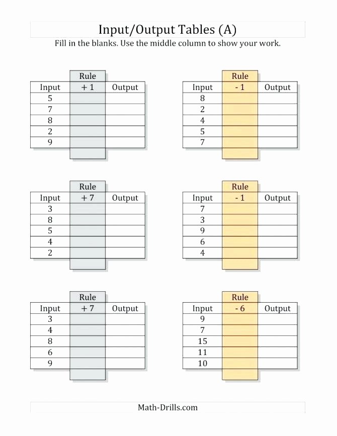 Blank 10 Column Worksheet Template Fresh Column Accounting