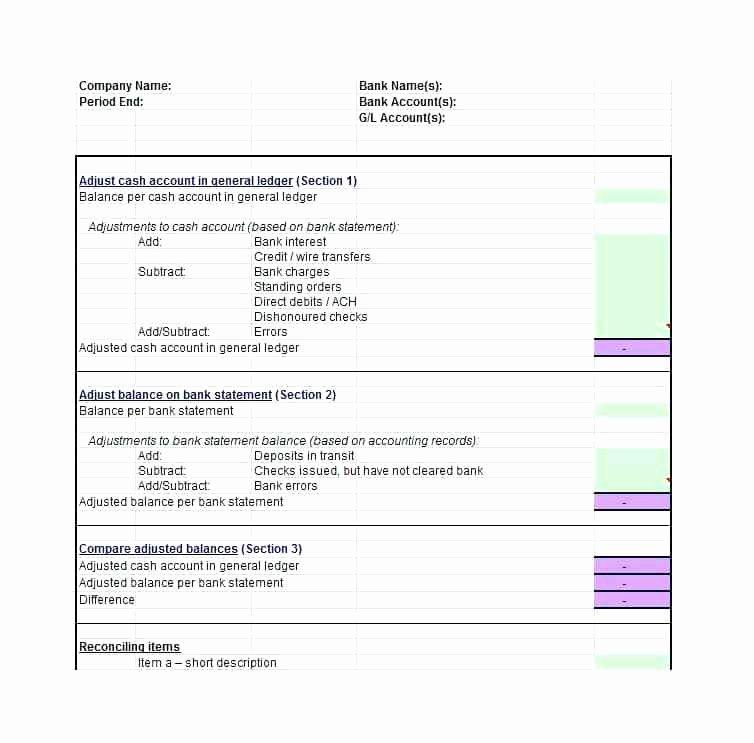 Blank Bank Statement Template Free – Narrafy Design