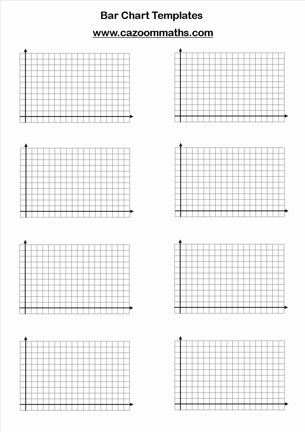 Blank Bar Graph Templates Portablegasgrillweber