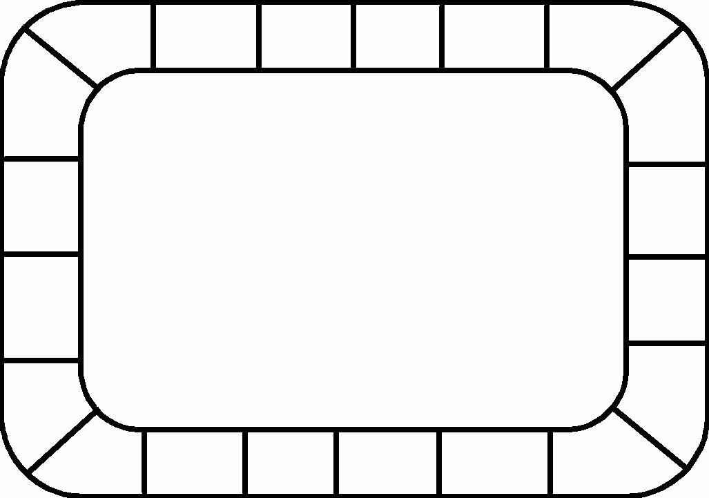 Blank Board Game Template Word Pdf