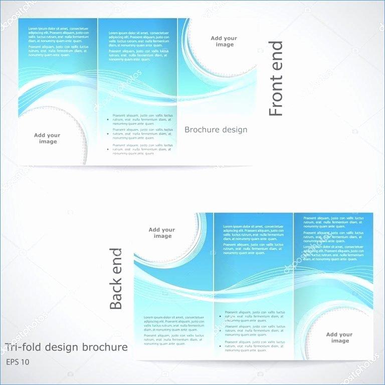 Blank Brochure Template Google Docs