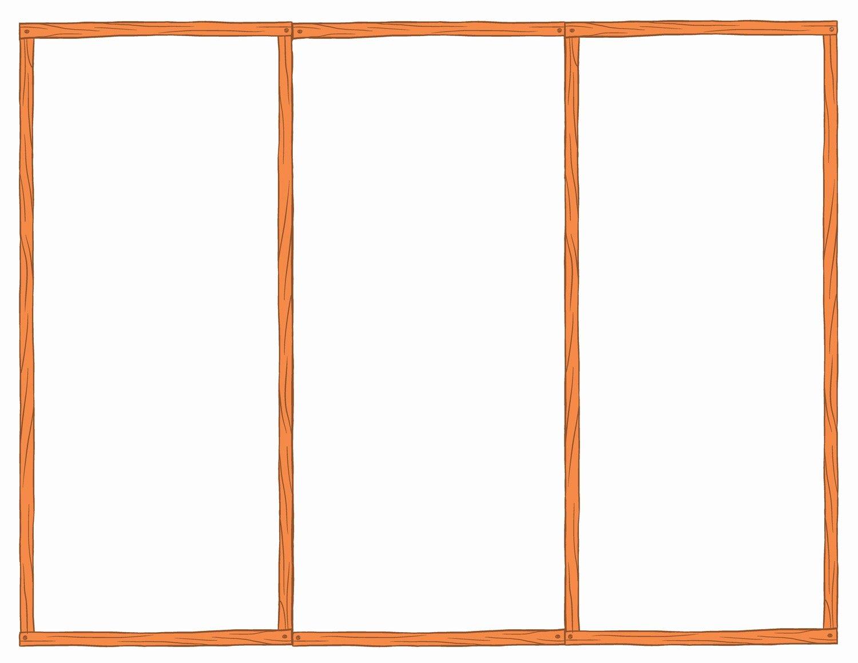 Blank Brochure Templates Mughals