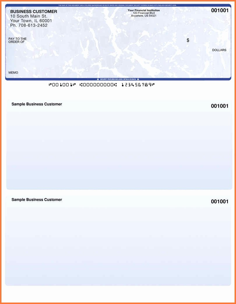 Blank Business Check Template Word Filename
