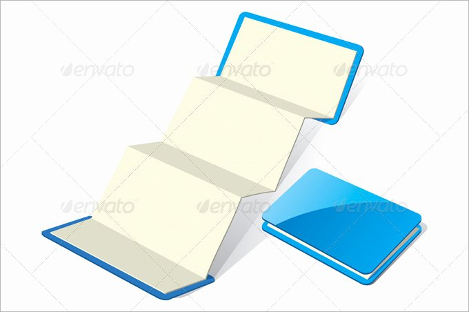 Blank Card Template 6 Free Psd Eps format Download