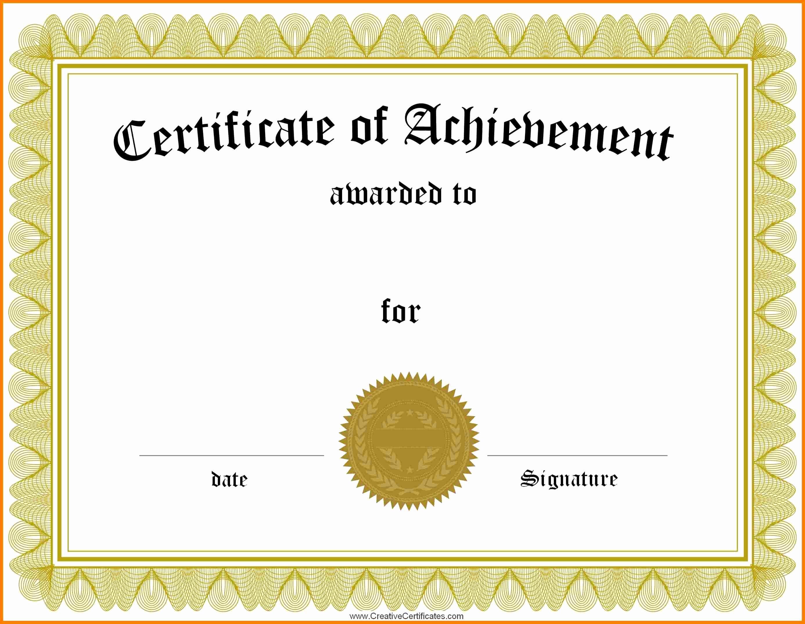 Blank Certificate forms Portablegasgrillweber