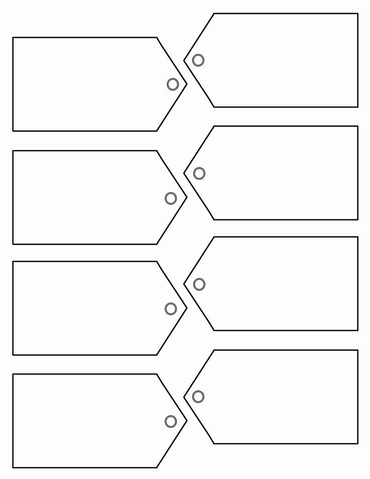 Blank Gift Tags Printable Printable 360 Degree